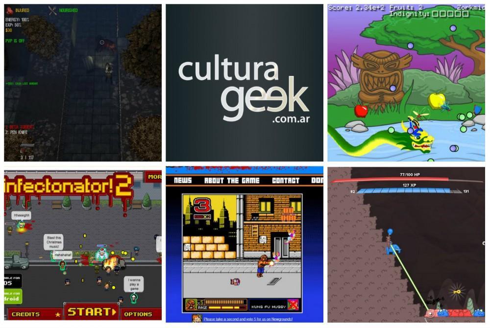 videojuegos desde la web culturageek.com.ar