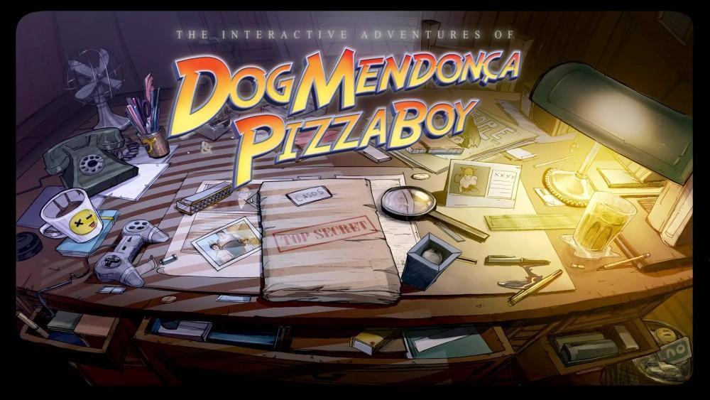 Cultura Geek OKAM Studio The Interactive Adventures of Dog Mendonca & Pizza Boy 4