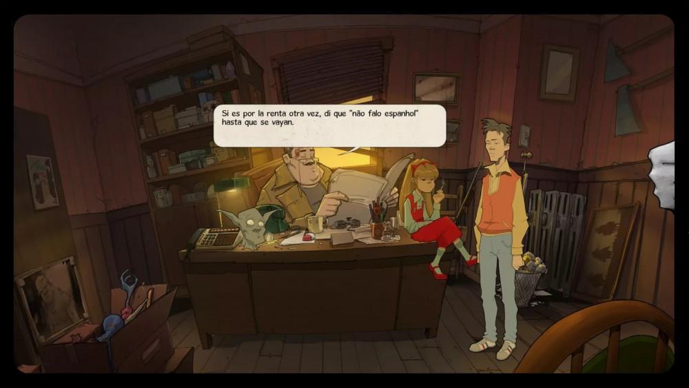 Cultura Geek OKAM Studio The Interactive Adventures of Dog Mendonca & Pizza Boy 5