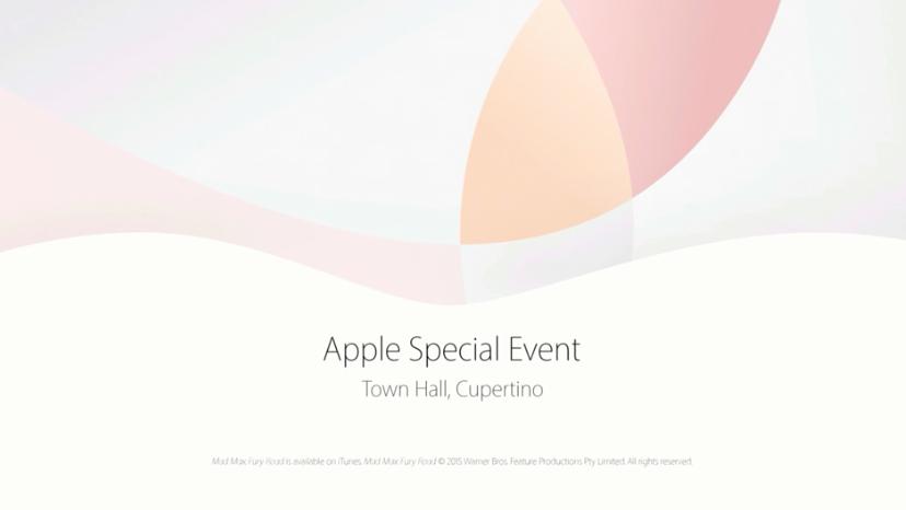 Apple Event iphone SE culturageek.com.ar