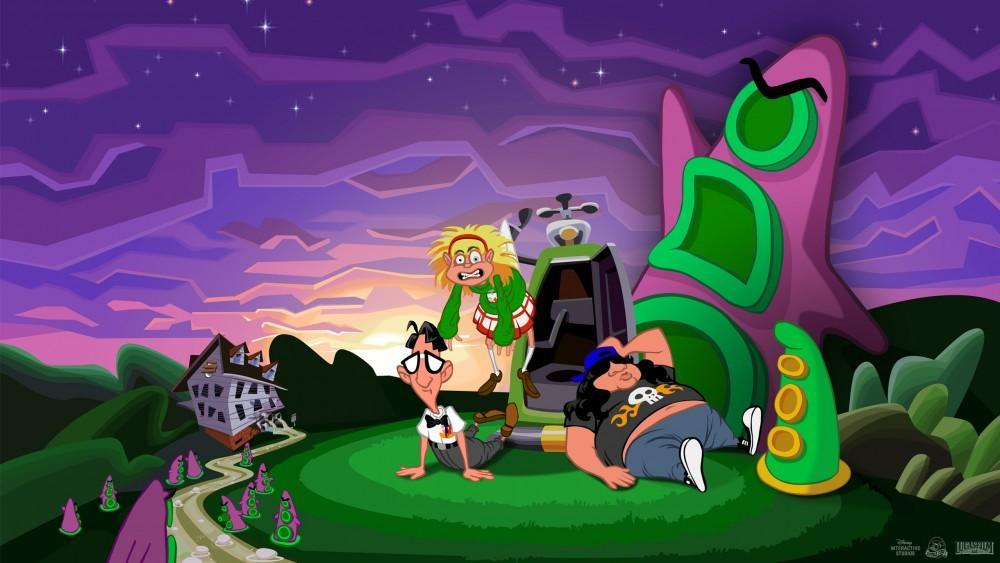 Cultura Geek Day of the Tentacle 1