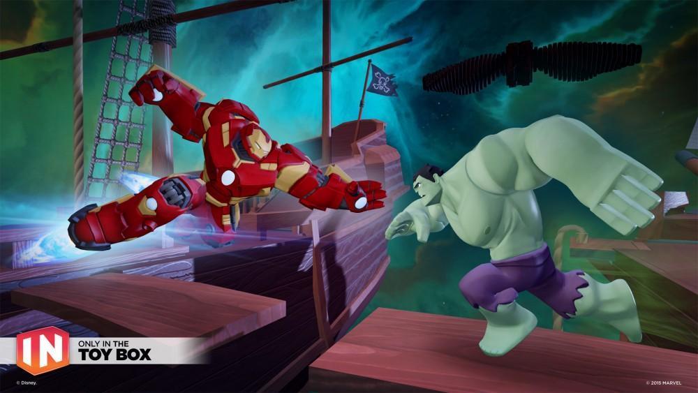 Cultura Geek Disney Infinity 3 - 2