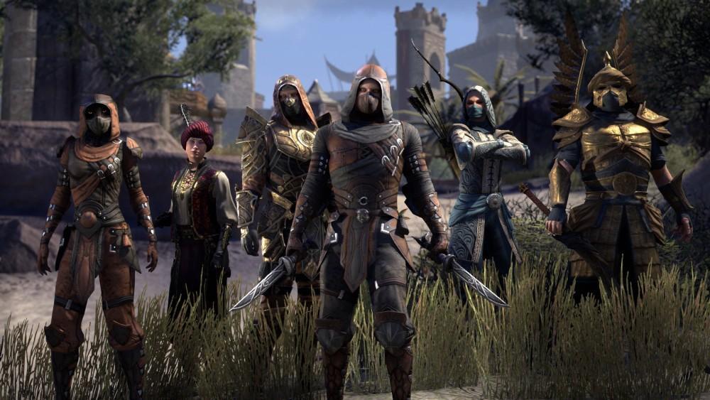 Cultura Geek Elder Scrolls Online Thieves Guild 1
