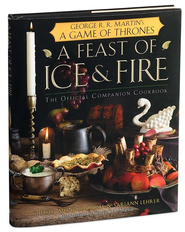 Cultura Geek Game of Thrones Feast of Ice And Fire