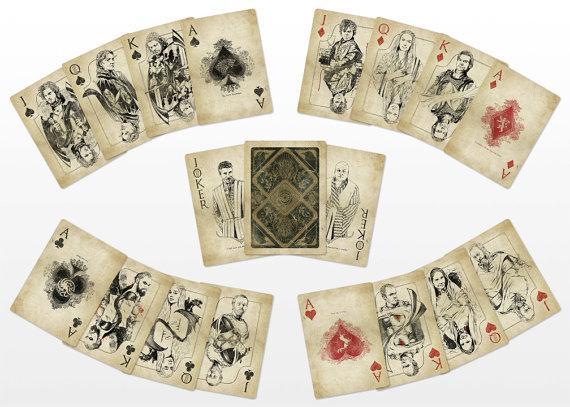 Cultura Geek Game of Thrones Poker