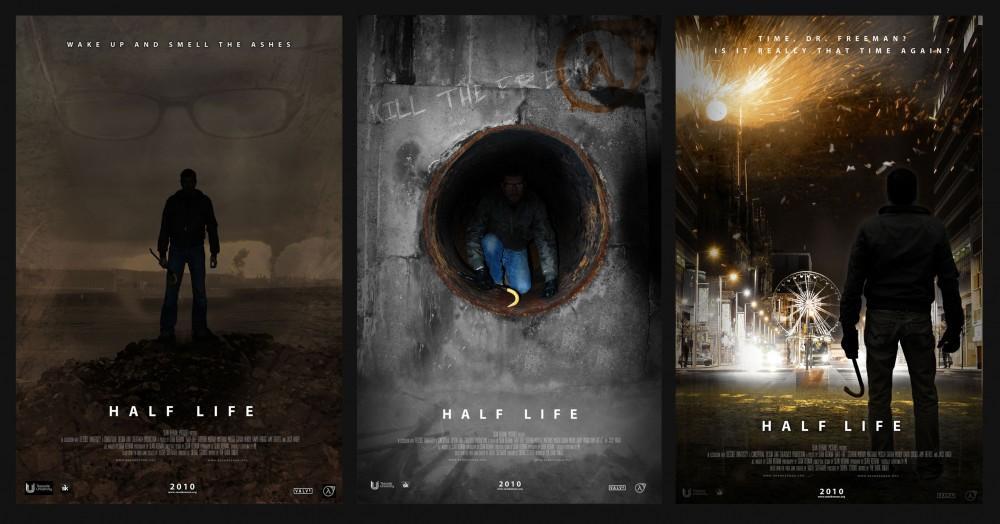 Cultura Geek JJ Abrams Half-Life Portal 1