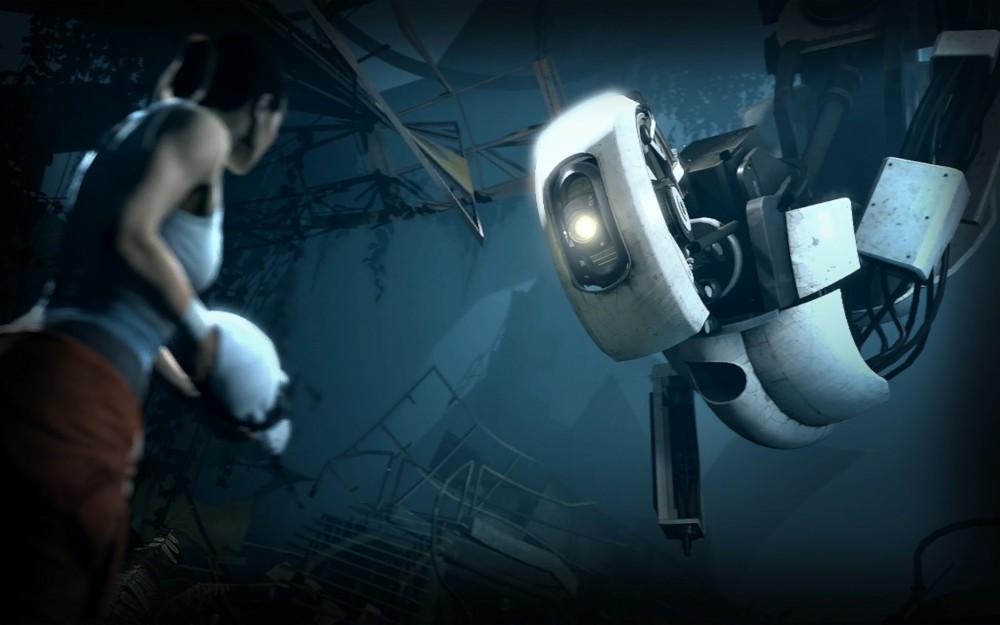Cultura Geek JJ Abrams Half-Life Portal 2