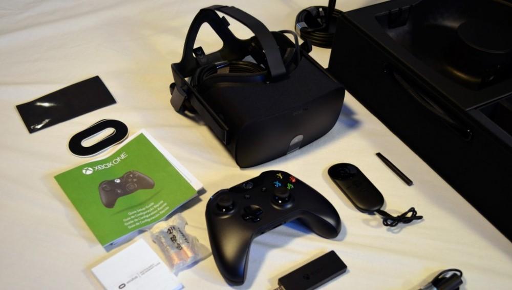Cultura Geek Oculus Rift 1