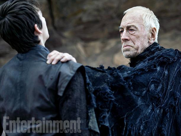 Game of Thrones Bran Raven