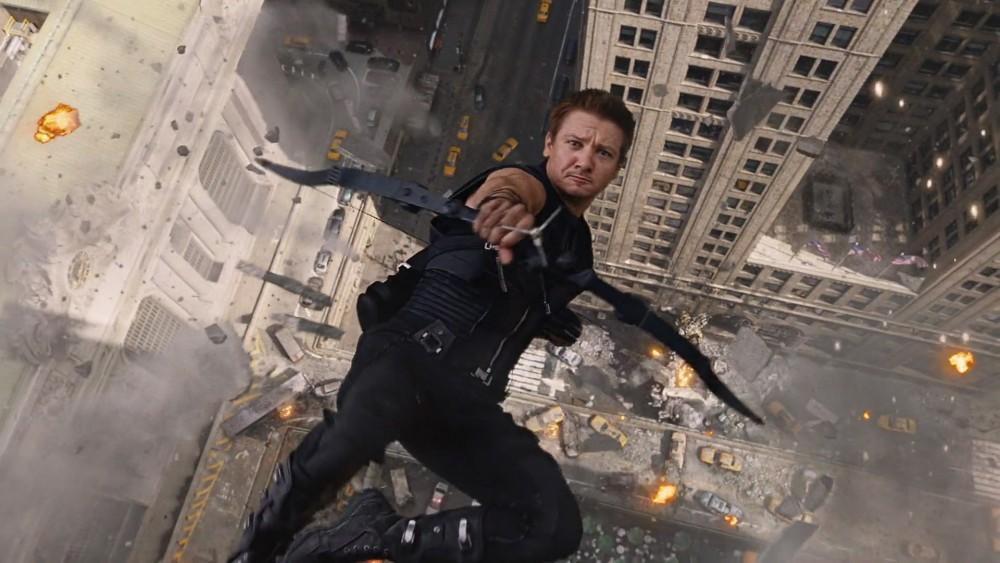 Hawkeye a