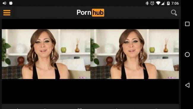 Pornhub VR culturageek.com.ar