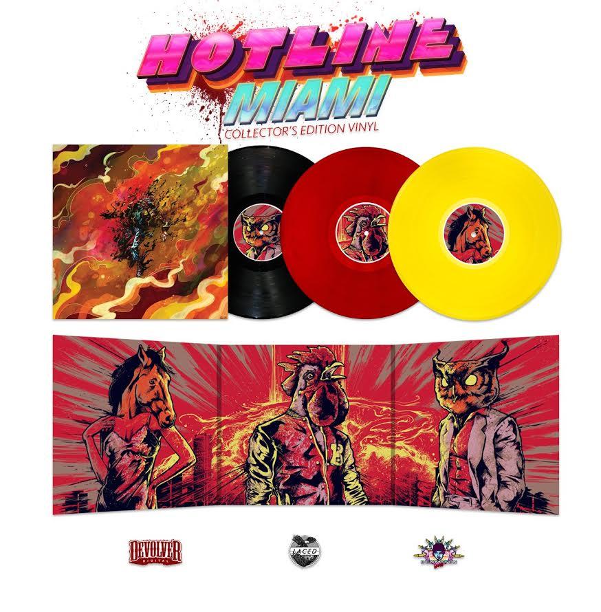 Cultura Geek Hotline Miami Vinyl 2016 1
