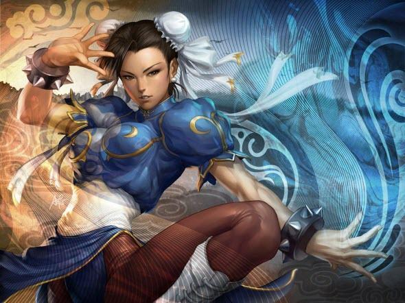 Mujeres en los videogames culturageek.com.ar street fighter V