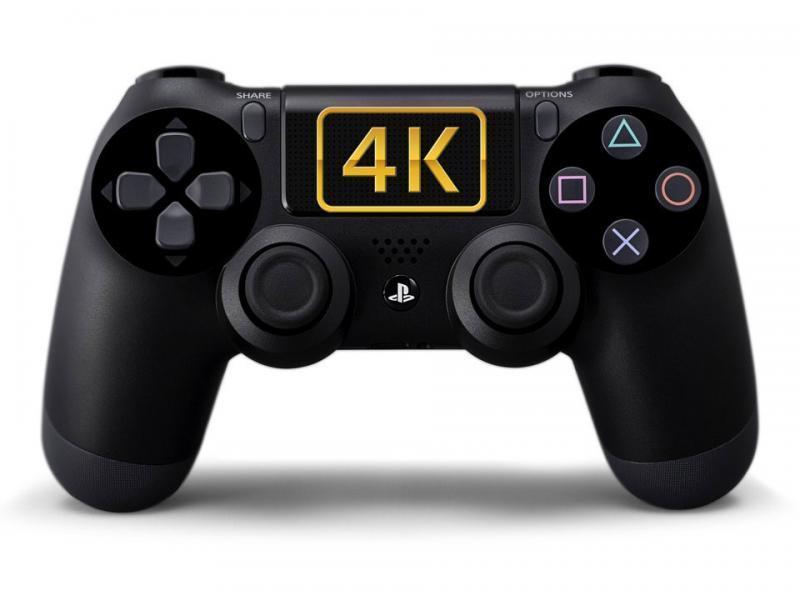 Cultura Geek Playstation 4K Imágen Destacada
