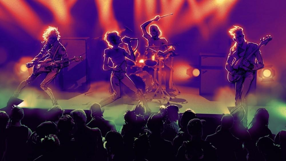 Cultura Geek Rock Band 4 PC 1