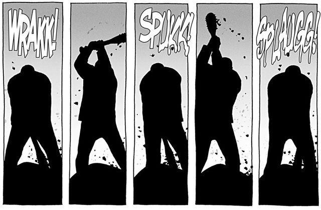 The Walking-Dead comic culturageek.com.ar