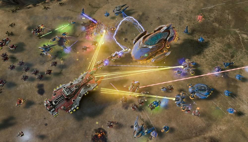 Cultura Geek Ashes of the Singularity Review 2