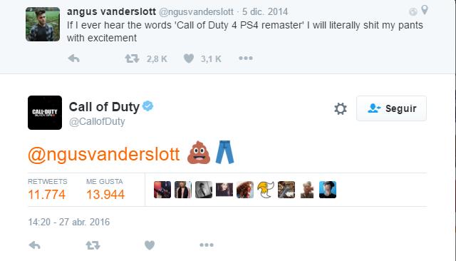 Cultura Geek Call of Duty 4 Infinite Warfare 3