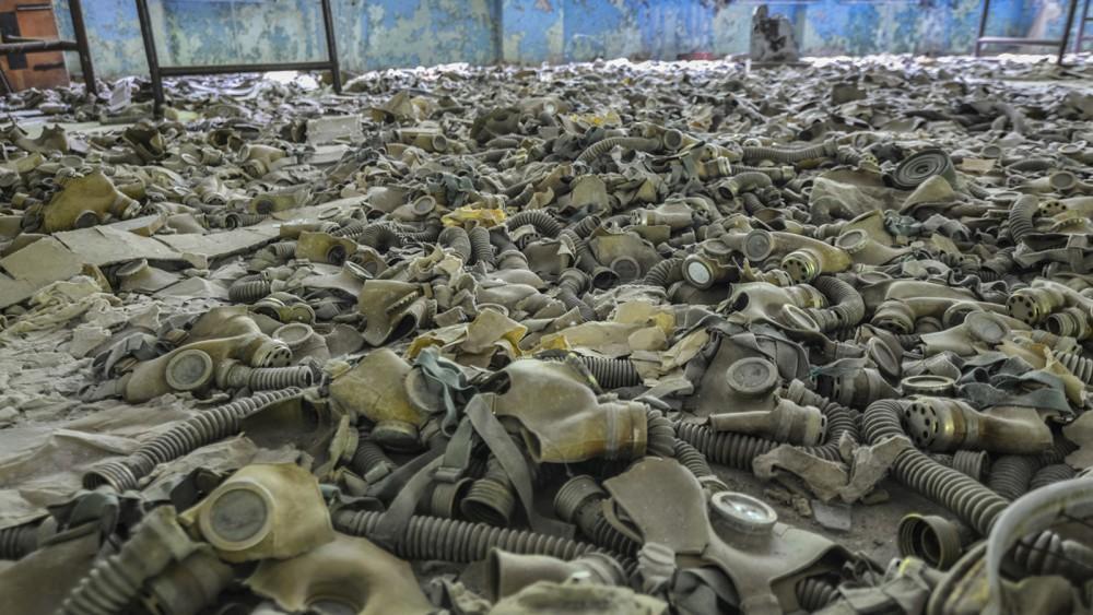 Chernobyl Vr a