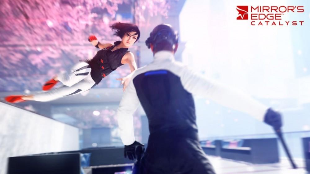 Cultura Geek Beta Mirror's Edge Catalyst 2