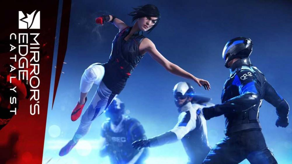 Cultura Geek Beta Mirror's Edge Catalyst 3