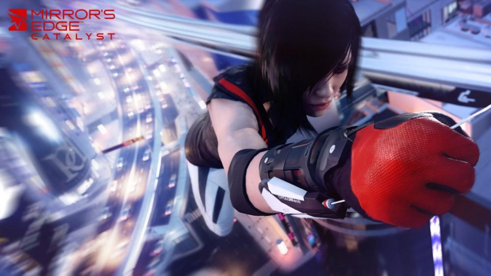 Cultura Geek Beta Mirror's Edge Catalyst 4