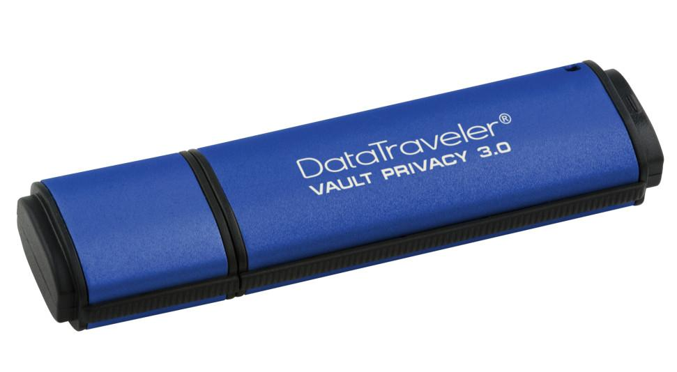 Cultura Geek Kingston Datatraveler Vault Privacy 1
