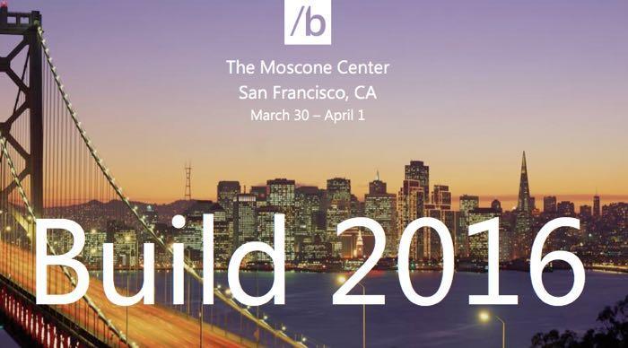 Cultura Geek Microsoft Build 2016