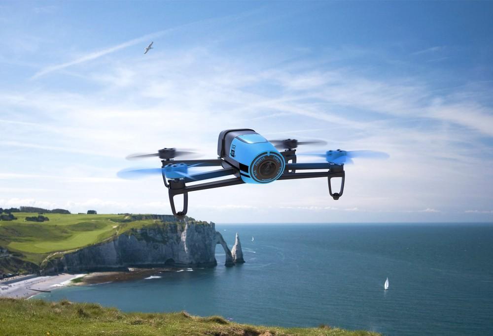 Cultura Geek Parrot Bebop Drone 1