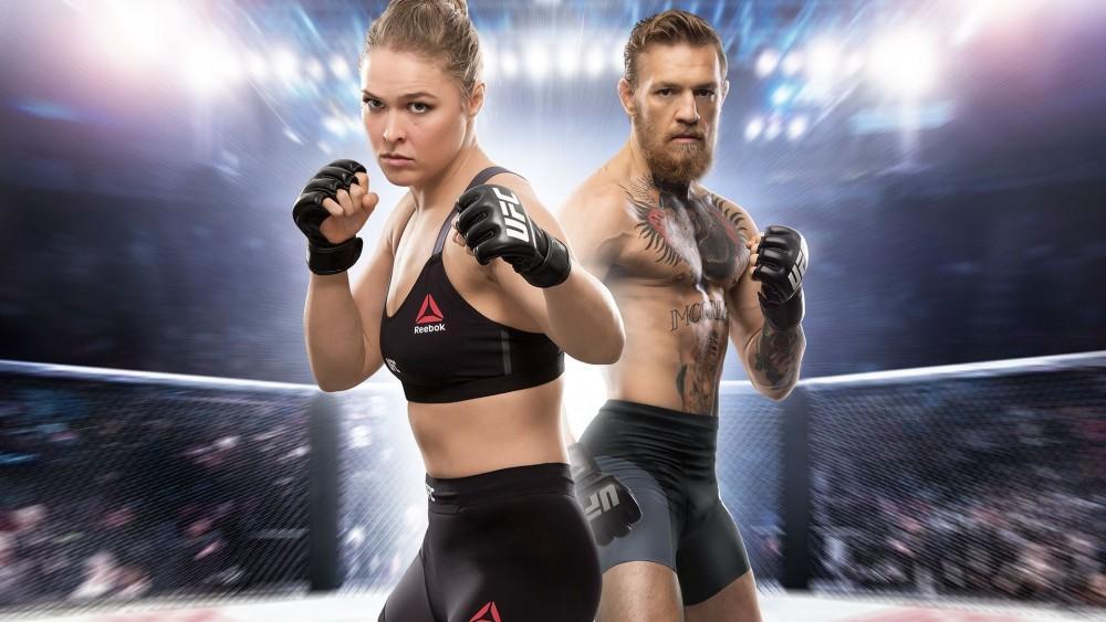 Cultura Geek Review UFC 2 3
