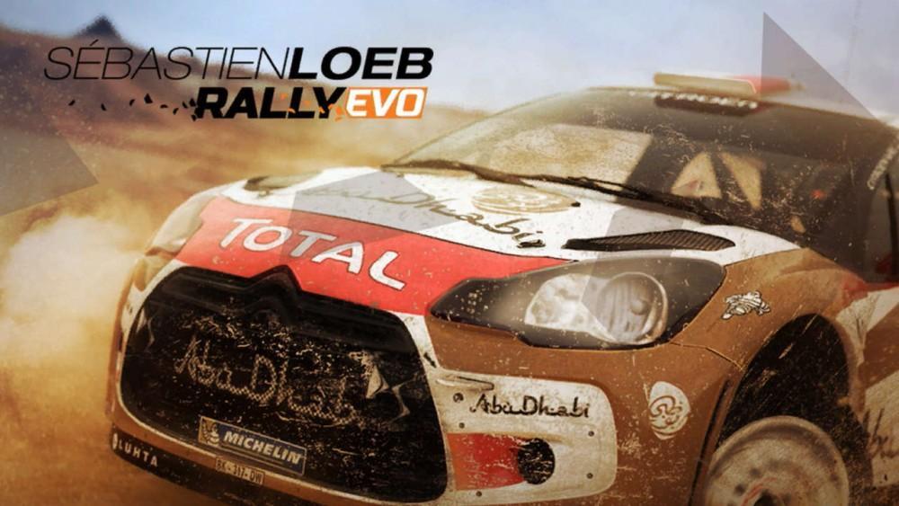 Cultura Geek Sebastien Loeb Rally EVO Review 1