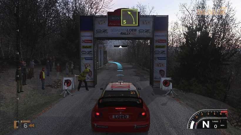 Cultura Geek Sebastien Loeb Rally EVO Review 2