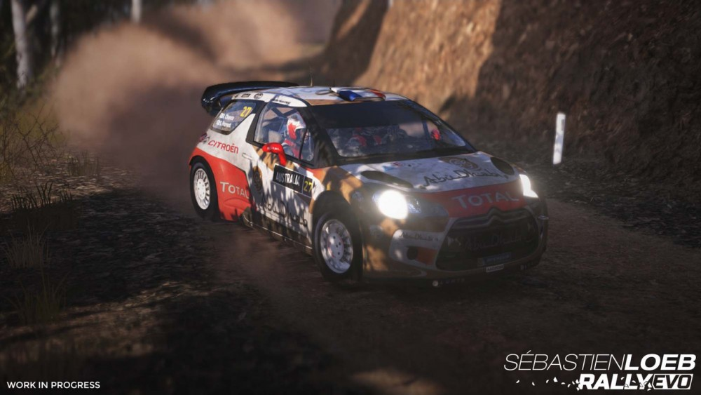 Cultura Geek Sebastien Loeb Rally EVO Review 5