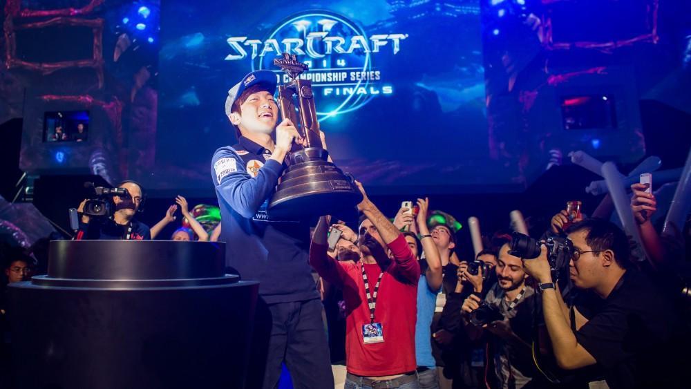 Cultura Geek Starcraft II Arrestado 1