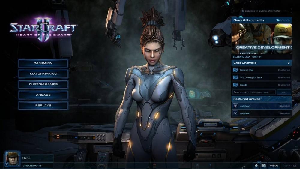 Cultura Geek Starcraft II Arrestado 2