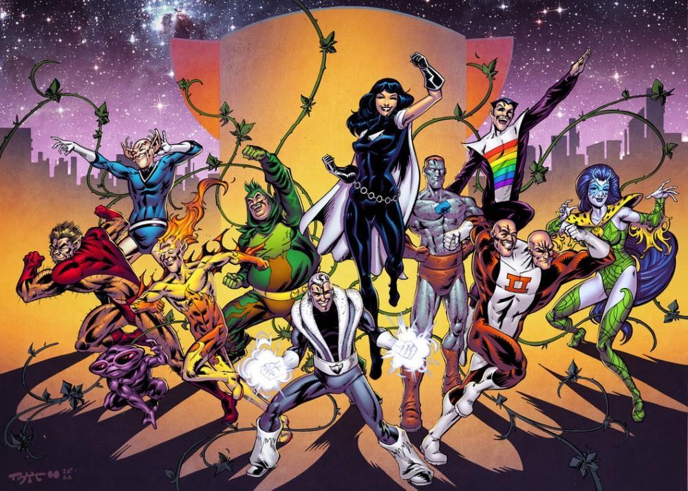 Cultura Geek Superhéroes pedorros 1
