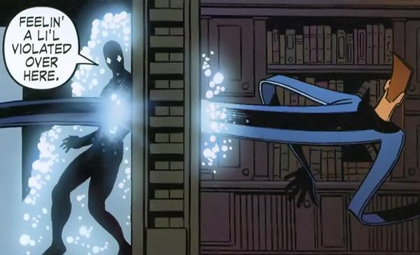 Cultura Geek Superhéroes pedorros Doorman 2