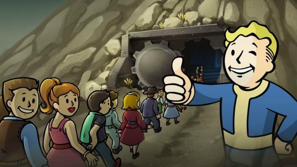 Cultura Geek Fallout Shelter 1.5 1