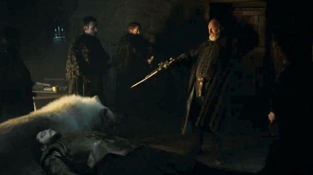 Game of Thrones davos s6 culturageek