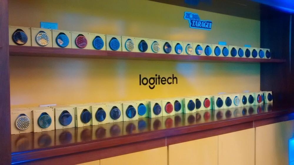 Logitech house + evento presentación productos 2016 www.culturageek.com.ar