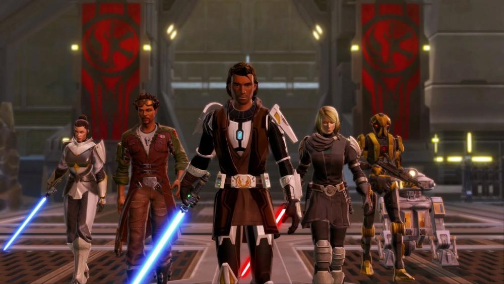 Cultura Geek Star Wars Visions in the Dark 1