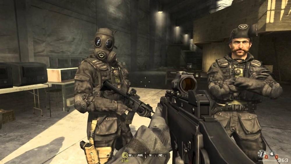 Cultura Geek Call of Duty 4 Infinite Warfare 1