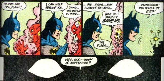 batman flash www.culturageek.com comic
