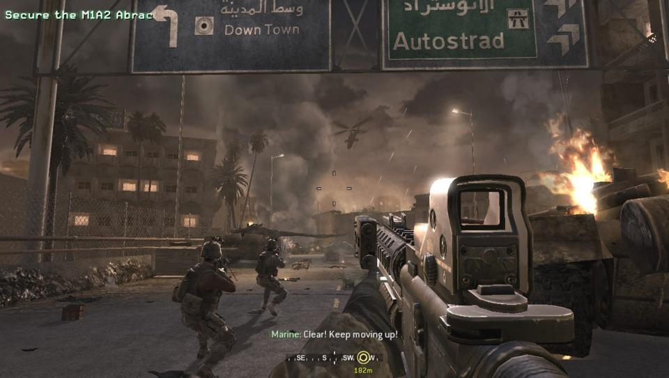 Cultura Geek Call of Duty 4 Infinite Warfare 2