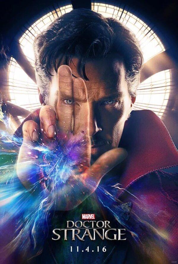 dr strange poster www.culturageek.com.ar