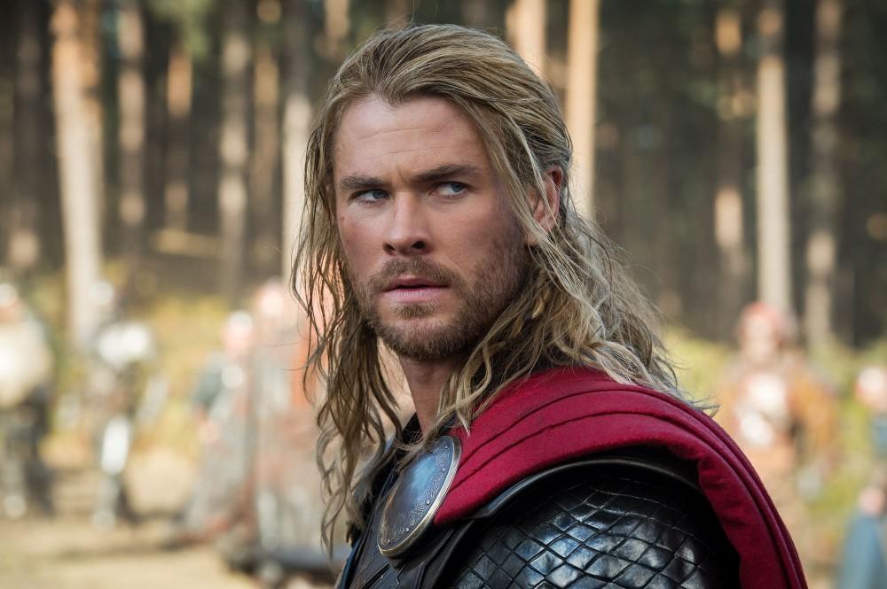 Chris-Hemsworth-Ellen-DeGeneres thor Civil War