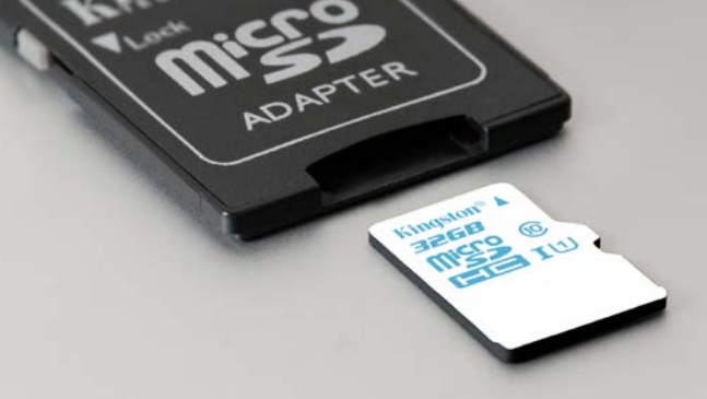 Kingston microSD Action Camera - culturageek