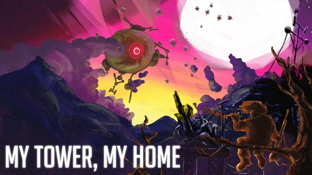 Cultura Geek My Tower, My Home Review 1