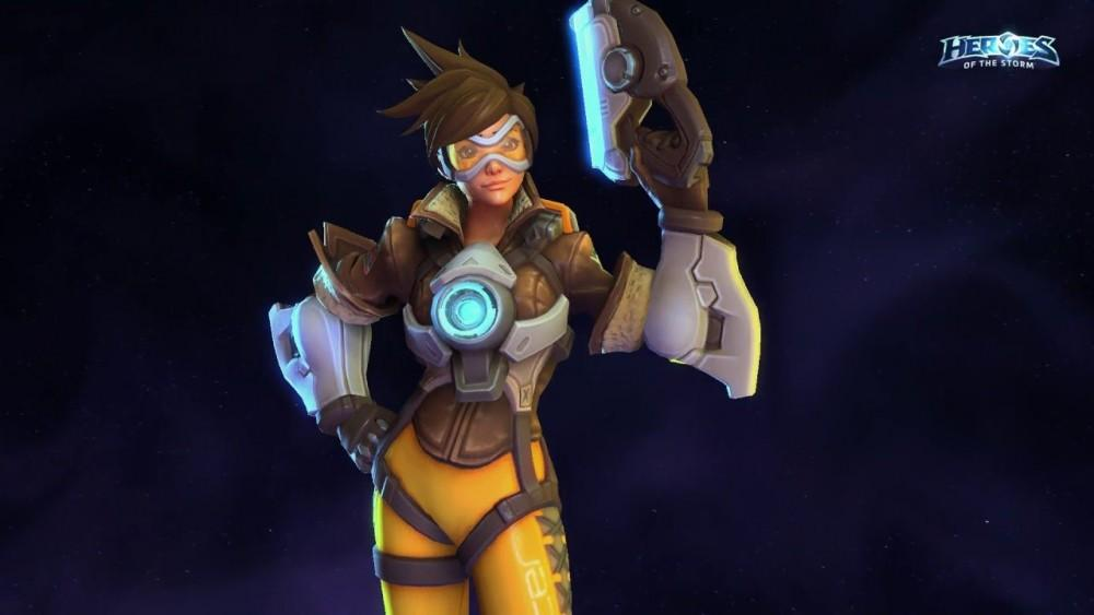 Cultura Geek Heroes of the Storm Tracer 2