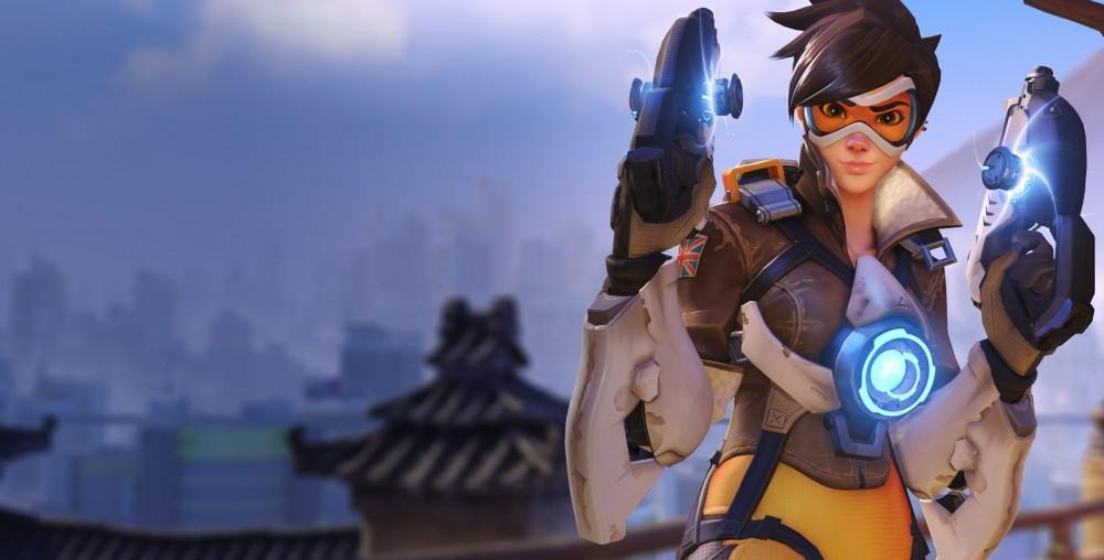 Cultura Geek Heroes of the Storm Tracer 1